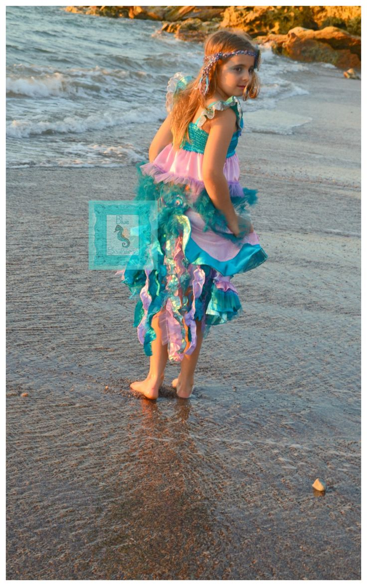 Blue Seahorse mermaid costume https://www.etsy.com/au/shop/BlueSeahorseHandmade