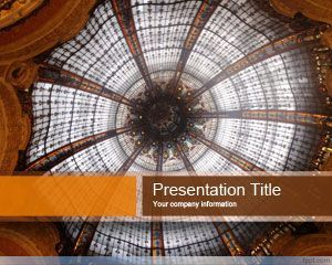 8 best industry powerpoint templates images on pinterest galleries powerpoint template is a free galleries template for powerpoint with a nice dome image in the slide design with a hd photo taken in paris france toneelgroepblik Image collections