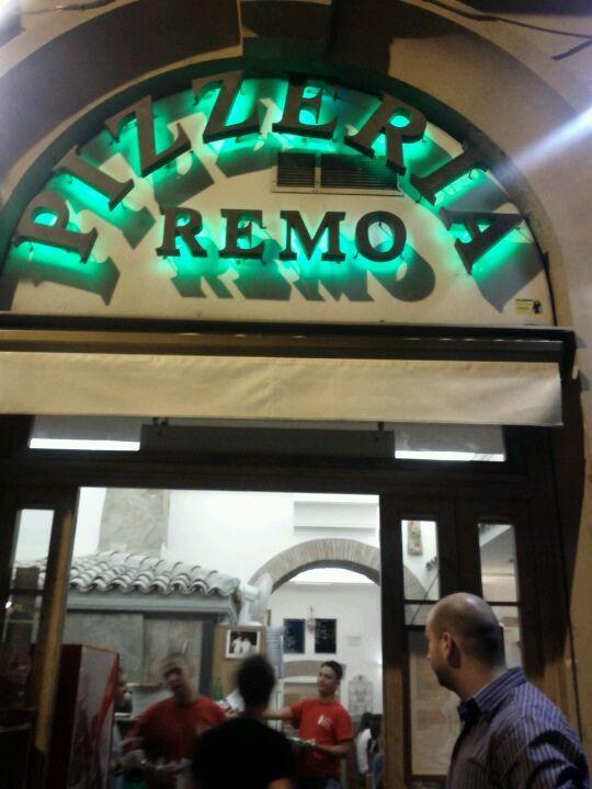 Remo nel Roma, Lazio