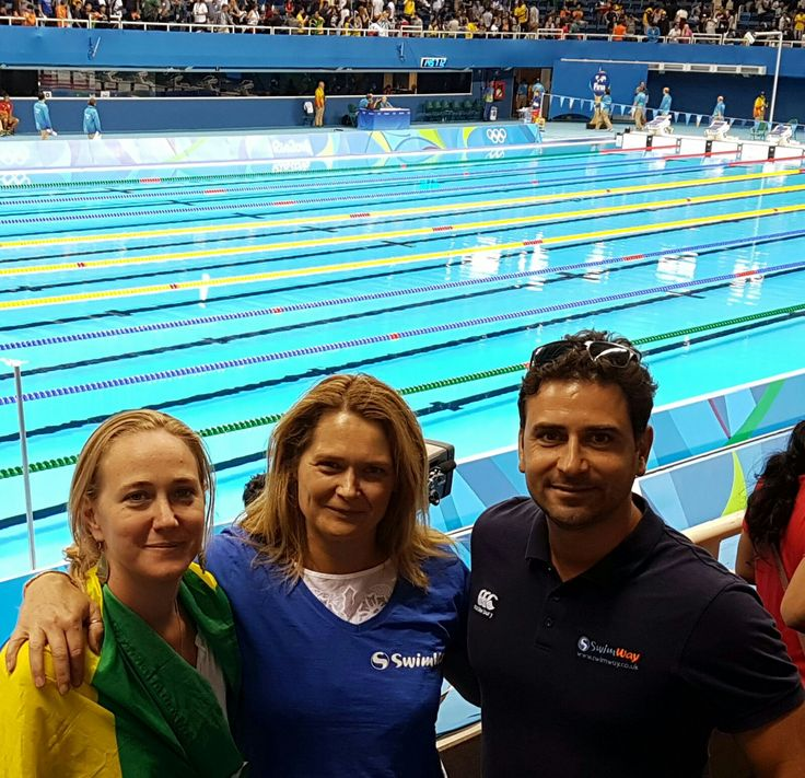 SwimWay Team at #Rio2016 #Olympics At SwimWay Swimming School we are passionate about swimming, and we get just as excited watching your children improve in the pool with us each term as we do watching the best swimmers in the world compete.  It is an honour to watch these Olympic athletes at Rio 2016 show some amazing swimming. It is definitely getting our team excited to get back in the pool with you all for the start our our Autumn Term #Swimming Lessons! www.swimway.co.uk  #london #pool