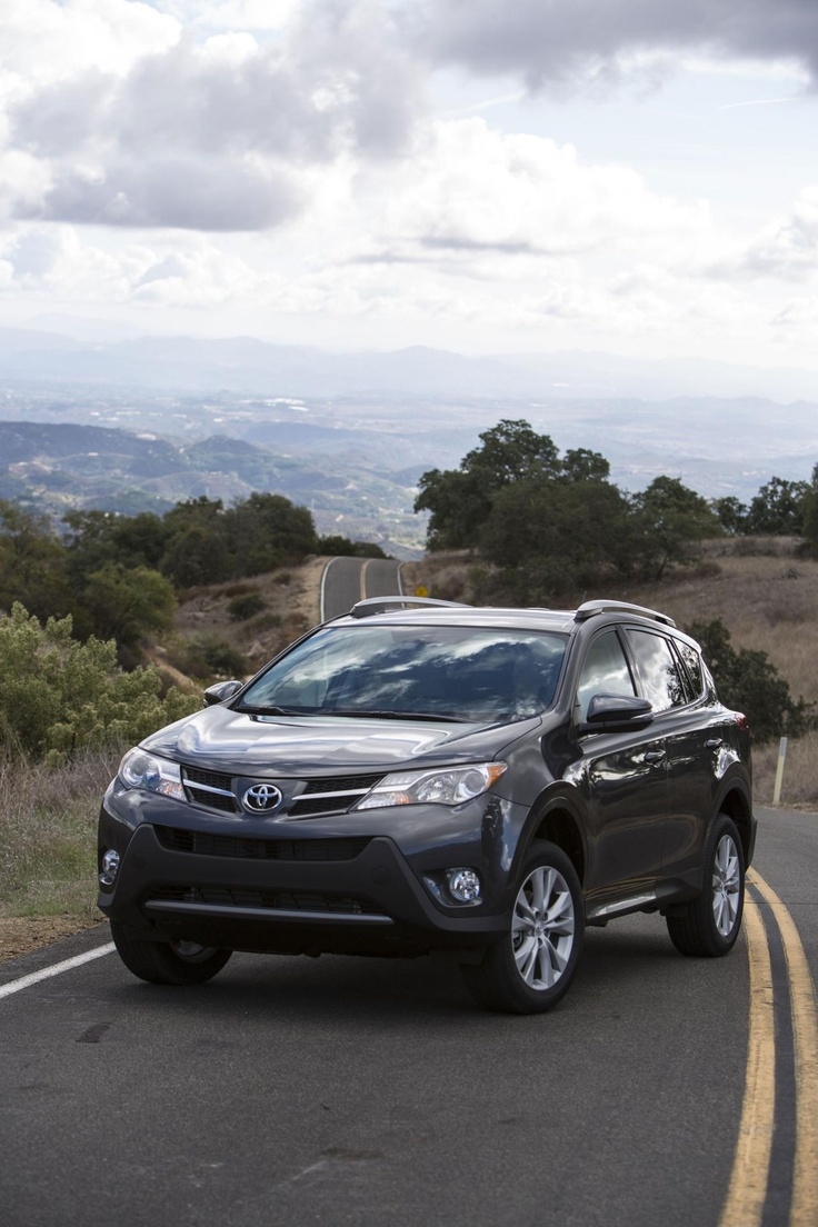 The new 2013 toyota rav4 at westminster toyota in new westminster offers affordable enhanced performance and remarkable fuel efficiency to go alon