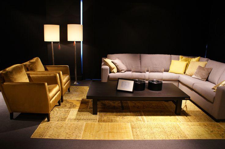 BAAN Showroom l 2015 l Dura fauteuils