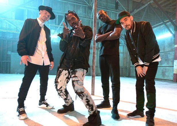 MUSIC: Linkin Park- Good Goodbye ft. Pusha T & Stormzy