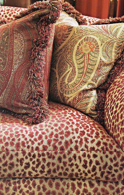very nice pattern play
