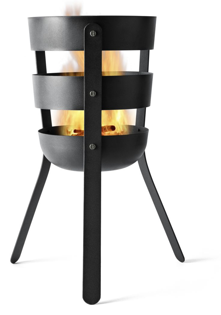 Øvrige - Fire basket #inspirationdk #gavertilham #giftsforhim