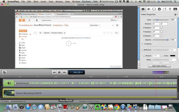 Πως να δημιουργήσεις ένα δικό blog σε blogger-Video Tutorial