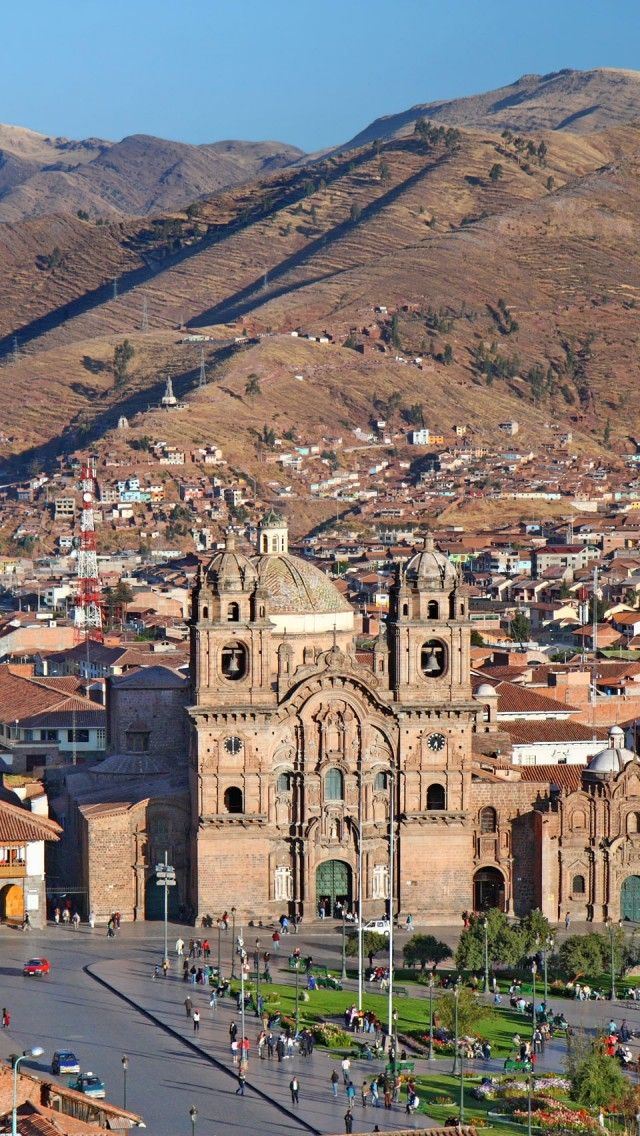 Cusco  Peru iPhone 5 wallpapers, backgrounds, 640 x 1136