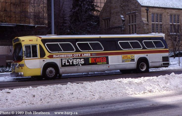 Rochester Ny Restored Old Look Bus: 337 Best Images About GM New Look Aka Fishbowl On