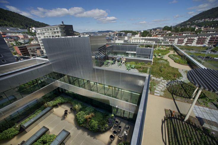 Galeria de Hospital Psiquiátrico Kronstad / Origo Arkitektgruppe - 20