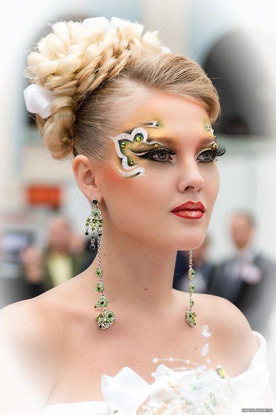 Pretty Fantasy Makeup ~ Face Art Ƹ̵̡Ӝ̵̨̄Ʒ