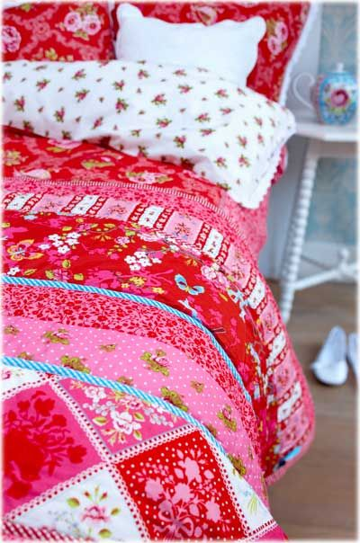 by Pip Studio!! Love the bedding!!
