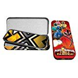 Power Rangers Large Pencil Box Multi Color (Design 1)by Power Rangers3237% Sales Rank in Office Products: 398 (was 13283 yesterday)(1)Buy: Rs. 139.00 (Visit the Movers & Shakers in Office Products list for authoritative information on this product's current rank.)