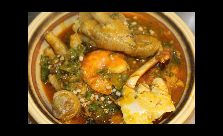 how to cook liberian food