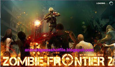 zombie frontier 2 mega mod apk