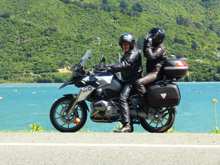 Break... South Island, north coast