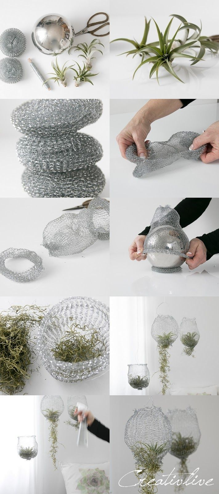 cool DIY AIR Planting...