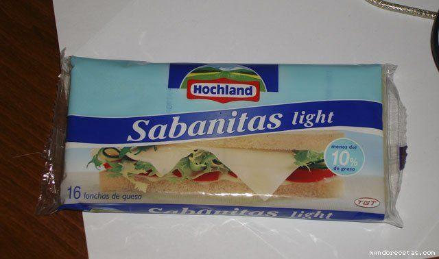 Sabanitas Light Hochland menos del 10% M.G. (Mercadona) - 1 unidad 1 punto y 2 unidades 1,5 puntos