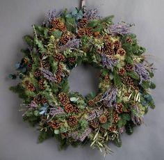 wild at heart wreath