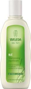 Weleda: Shampooing équilibrant au Blé, shampooing naturel et bio anti pelliculaire, contre les pellicules