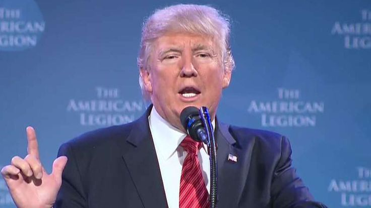 FOX NEWS: Trump signs historic veterans bill at American Legion convention President Trump signed what he called a historic bill for veterans on stage during the American Legions national convention in Nevada on Wednesday.