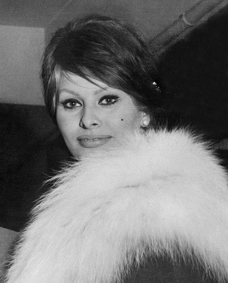 Sophia Loren: In the late 1950s, gorgeous Italian import Sophia Loren arrived on American shores with a dramatic European bouffant. Women in the United States would soon adopt the look.