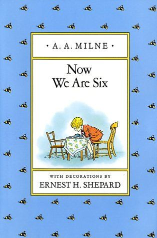 Just found out I've lost my copy (from way back when I was six)  This was one of the books that I read that gave me my love of words and stories and books.  Amazon here I come!