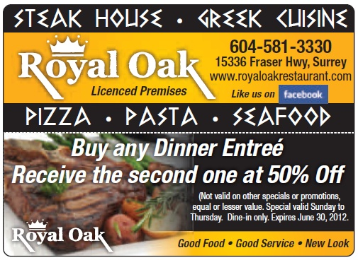 Royal pizza coupons
