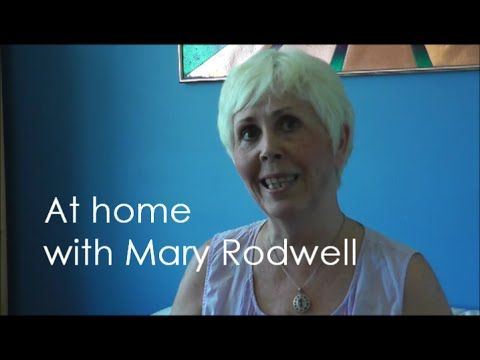 At home with Mary Rodwell – Documentary