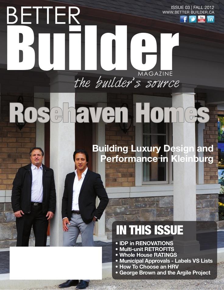 better-builder-issue-3 by Anna-Marie McDonald via Slideshare