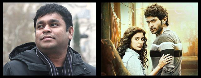 A.R.Rahman's connection with 'Arima Nambi'!