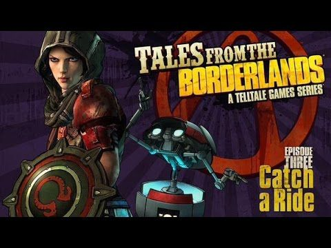 MOTORIZATE | Tales from the Borderlands (Episodio 3) #1