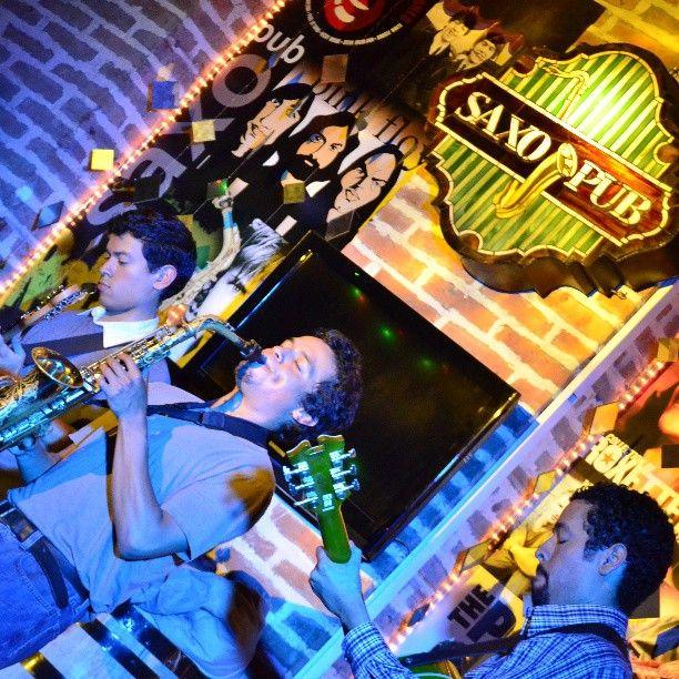 Saxo Pub Live Music