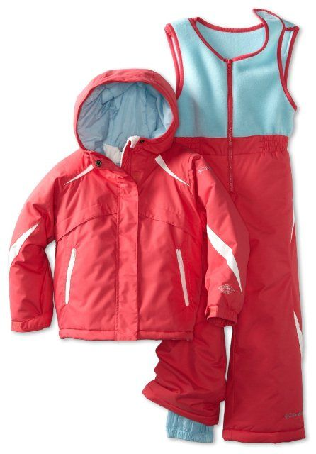 winter ski clothes girls columbia bugaboo set, ski clothes for kids, ski outfit for boys, ski outfit for girls, ski outfits for kids, and winter clothes for kids.