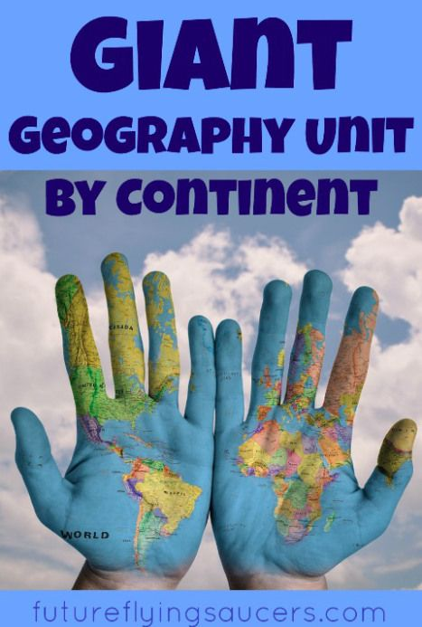 TONS of resources that introduce kids to countries around the world!