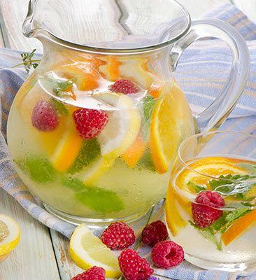 Urob si sama: Výživná lúhovaná voda na hydratáciu tela