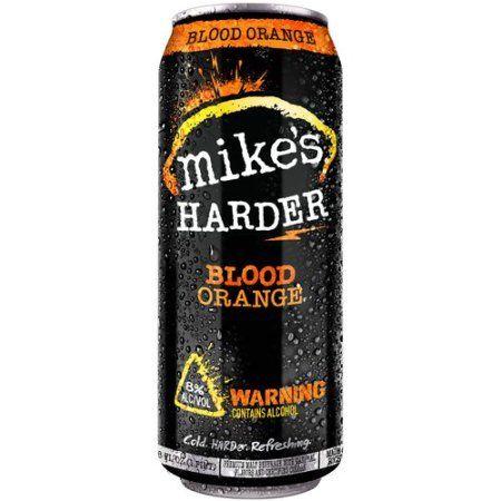 Mike's Harder Blood Orange Malt Beverage, 16 fl oz