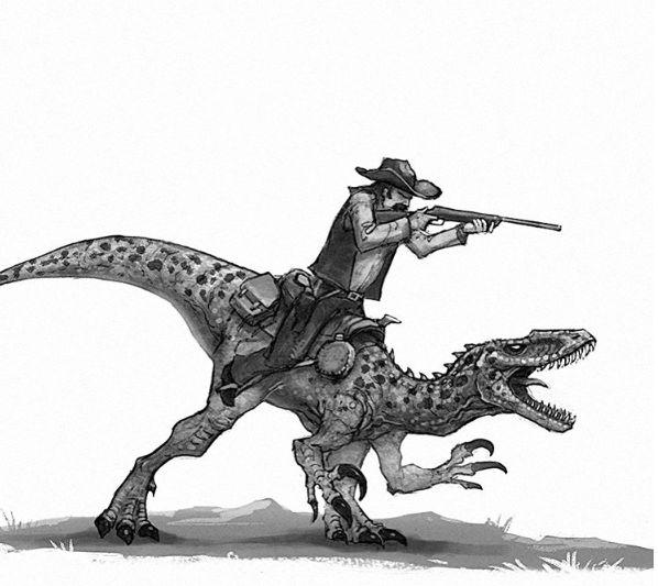 western dinos | Western Dinos | Pinterest | Dinosaur art ...