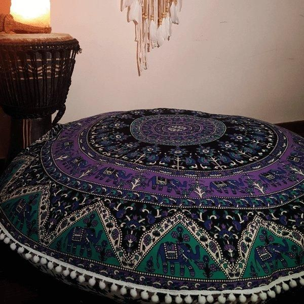 The Hippie Floor Cushion
