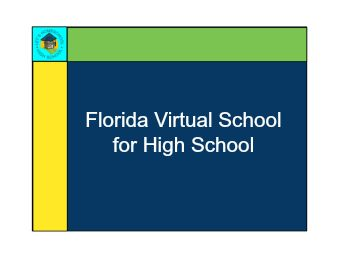 Online school options florida