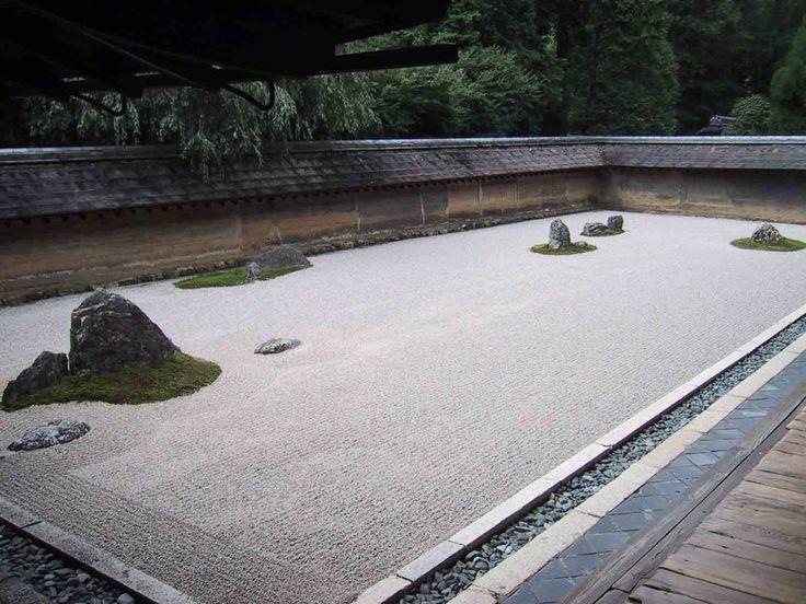 竜安寺 - Ryoanji Temple, Kyoto