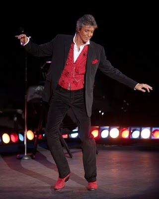 Song-and-dance man Tommy Tune @ Music Center at Strathmore, June 2, 2012, Bethesda, Md.