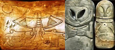 Revelador: Governo mexicano divulga a prova de que seres extraterrestres visitaram e influenciaram a cultura Maia no passado