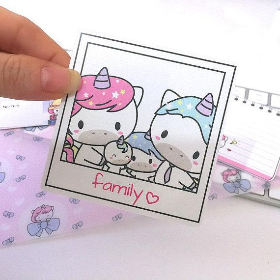 A367 die cut planner stickers family stickers family day stickers mom