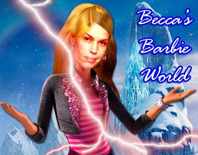 Becca's Barbie World.