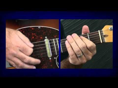 Blues Guitar Lesson: Muddy Waters Catfish Blues Style Lick - YouTube