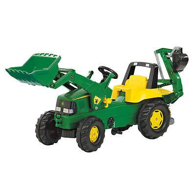 Kettler John Deere Backhoe Loader 811076