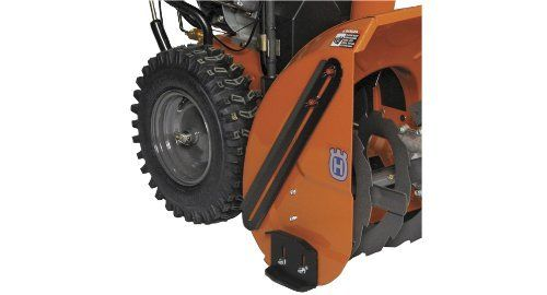 Husqvarna 532183614 Snow Thrower Drift Cutter Kit For 24-Inch, 27-Inch, 30-Inch Models by Husqvarna. $19.95. Includes LH and RH Bar, Hardware, and Instructions. For 24-Inch, 27-Inch, 30-Inch Width Snow Throwers. Prevents Snow from Falling Over the Top of the Housing and onto the Machine. Designed to Knock the Drift Down in Front of the Auger Housing During Operation. Designed to knock the snow drift down in front of the auger housing during operation and prevents the sno...