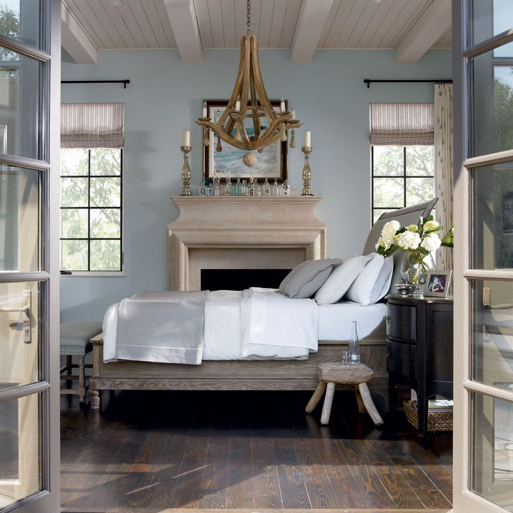 Belgian oak bedroom bernhardt