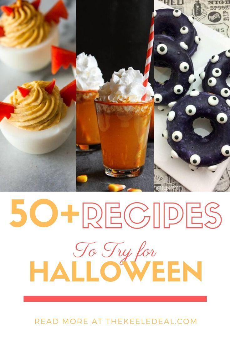 Halloween Food Deals 2020 The Best Halloween Recipes   The Keele Deal in 2020 | Halloween