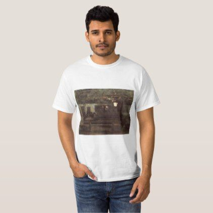 In the Spanish tavern 1888 Konstantin Alekseevich T-Shirt - vintage gifts retro ideas cyo